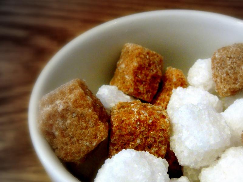 Il gusto dello zucchero