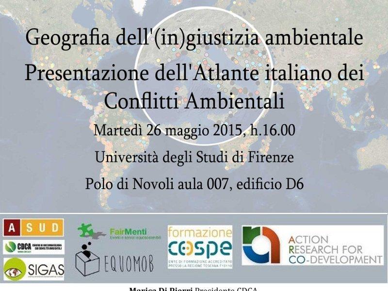 Geografia dell'(in)giustizia ambientale