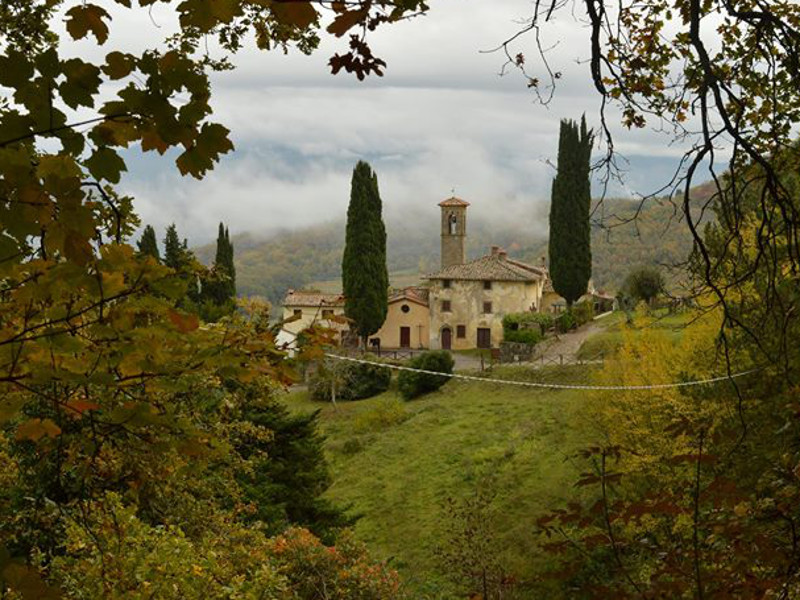 Trekking solidale a Barbiana