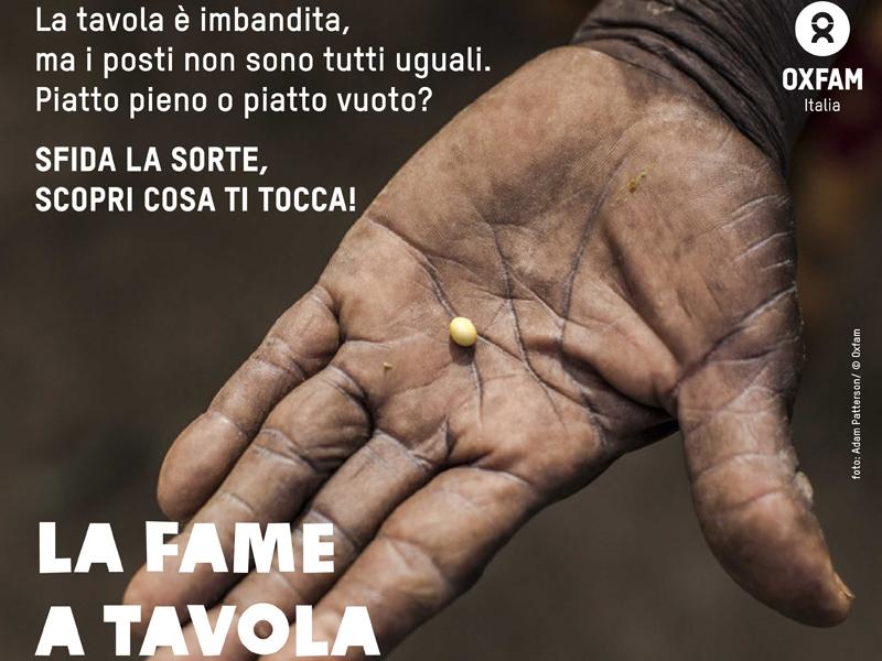 La Fame a Tavola @San Martino a Montughi
