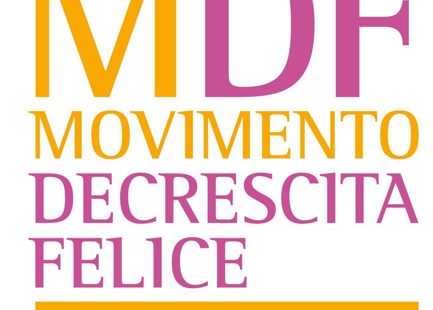 Movimento Decrescita Felice – Firenze