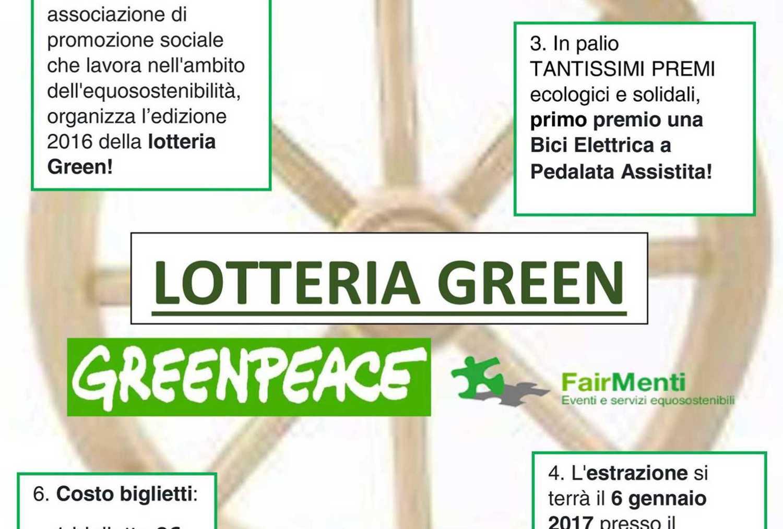 Estrazione lotteria Green