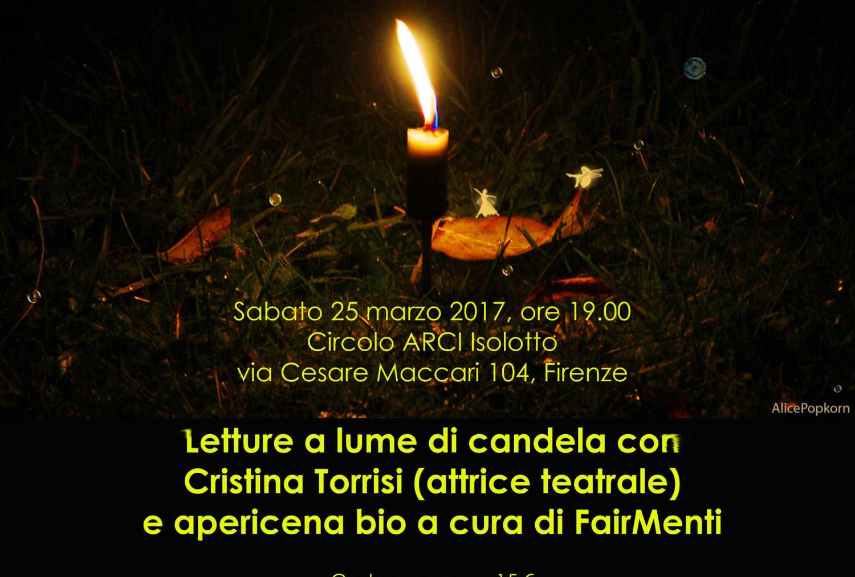 ora della terra…letture a lume di candela